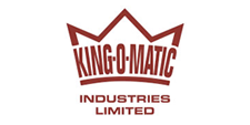 King-O-Matic Industries Inc Logo